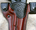 Custom 1911 pistol gun holsters