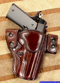 Current Version of the M-5 Aspis Custom Holster