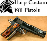 Custom 1911 holsters and pistols